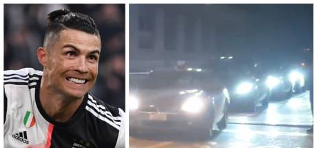 Cristiano Ronaldo de retour en Italie, doutes sur la reprise de la Serie A