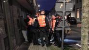 """Het moment waarop de politie bestuurder op carnaval Aalst inrekent: """"Hij was heel sterk en verzette zich enorm"""""""