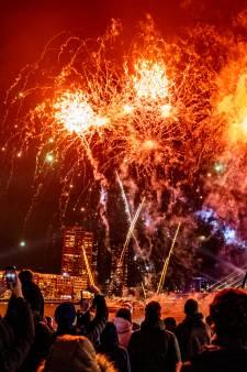 Rotterdam wil ook vuurwerkshows in Hoek van Holland en Nesselande