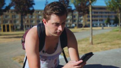Dakloze (28) gebruikt geld om iPhone te kopen: tv-kijkers verbijsterd