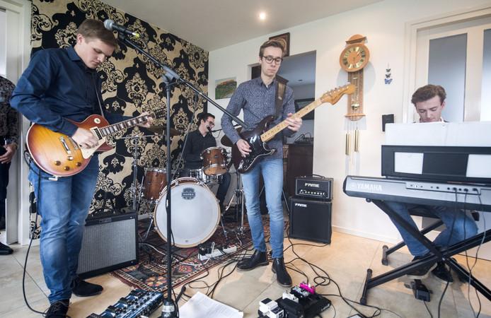 Eerste editie Muziek bij de Buren in Haaksbergen