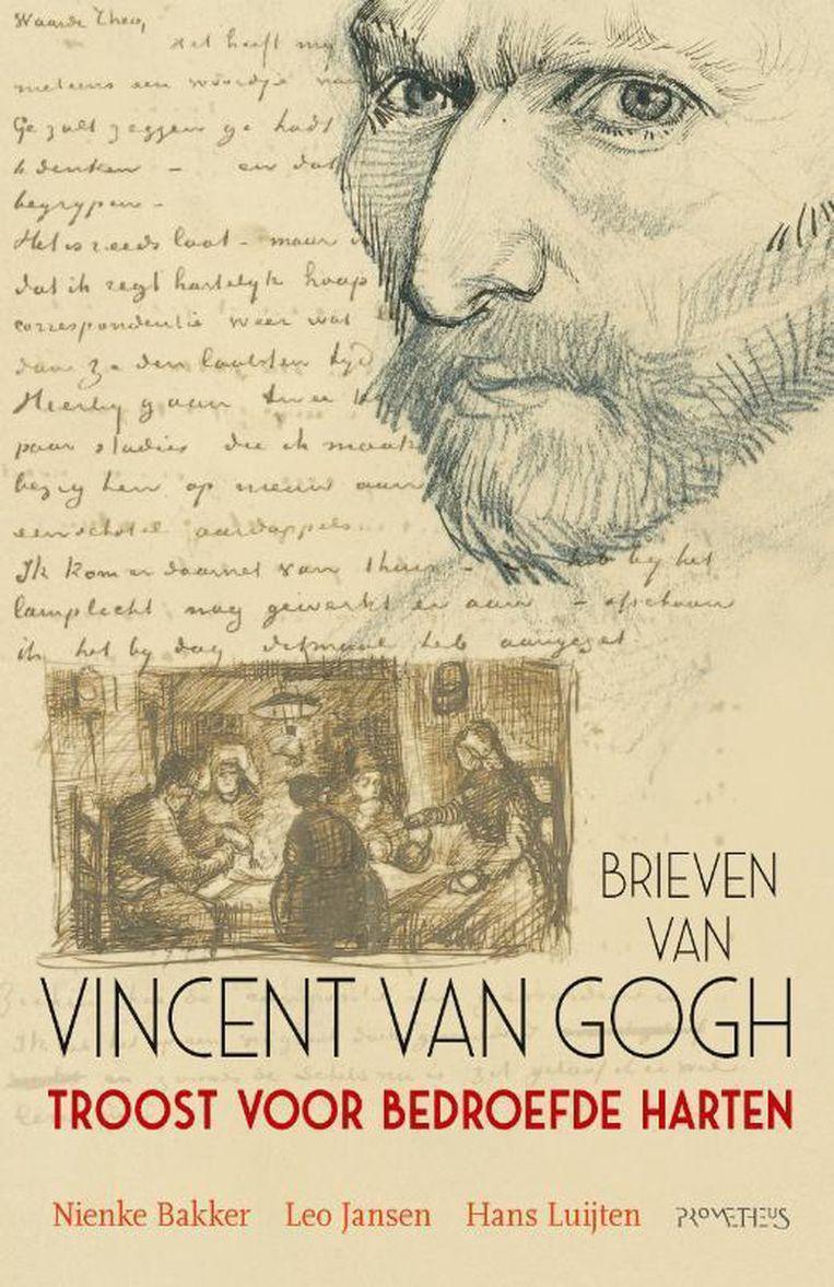 Troost voor bedroefde harten. Samengesteld door Nienke Bakker, Leo Jansen en Hans Luijten. Prometheus, € 22,50 432 blz. Beeld