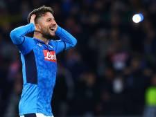 """""""Match de rêve"""": Mertens """"héros"""" de la presse italienne"""