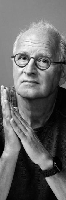 Schrijver Herman Koch vertelt over een liefdesverhaal in coronatijd