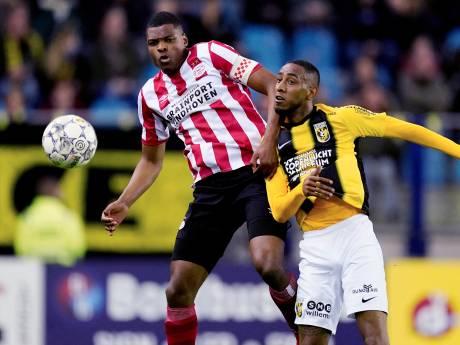Zelfs matig PSV blijkt onneembare horde voor Vitesse in GelreDome