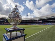 KNVB stelt bekerfinale FC Utrecht-Feyenoord uit