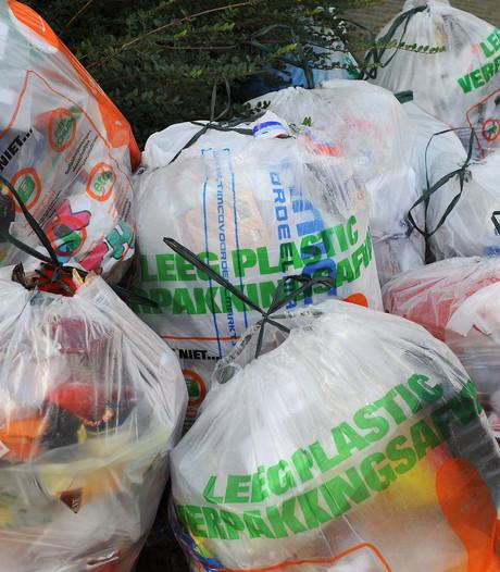Renkum gaat plastic afval wekelijks ophalen