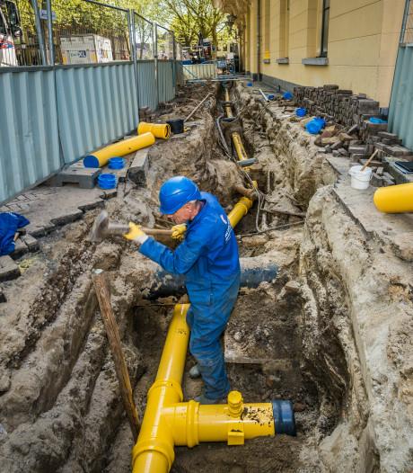 Wat gebeurt er met al die leidingen als de gaskraan dichtgaat?
