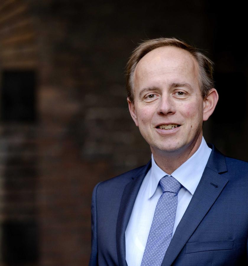 SGP-leider Kees van der Staaij