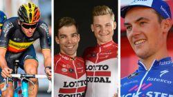 """4 renners, 4 uitdagingen: """"Het wordt echt zot"""""""