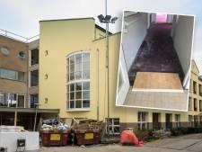 Coronamaatregelen zetten Zutphense senioren klem in stoffige bouwkeet