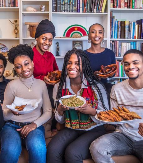 Geen bunga bunga-meisjes in de voorkamer bij etentje van leden Heart of Africa