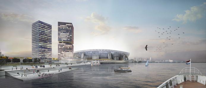 Feyenoord City.