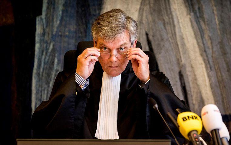 Rechter R. Boonekamp. Beeld anp