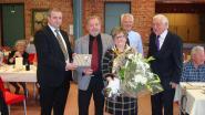 Koninklijke Volkstuinen zet Georges in bloemetjes na 30 jaar voorzitterschap