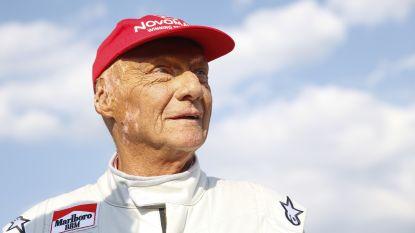 Overleden Niki Lauda krijgt dit weekend eerbetoon in Monaco