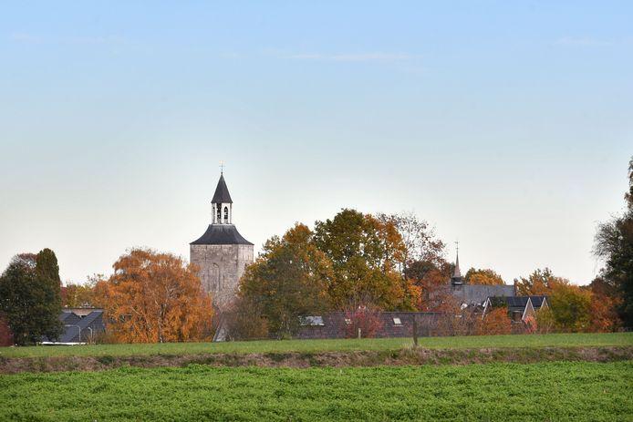 Meepraten over de Omgevingsvisie: het gaat ook over het behoud van een karakteristiek dorpsgezicht, zoals de es in Tubbergen.