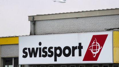 Ook vandaag nog staking bij Swissport Cargo