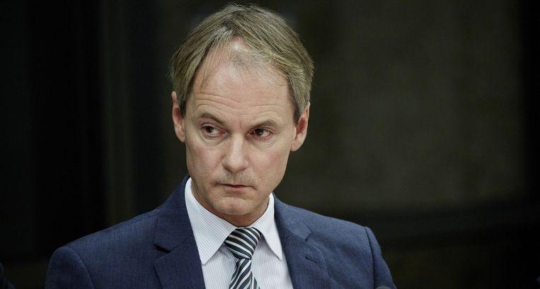 SP-Kamerlid Harry van Bommel Beeld anp