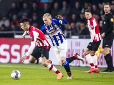 PSV-topscorer Lozano lijkt Feyenoord te missen na directe rode kaart