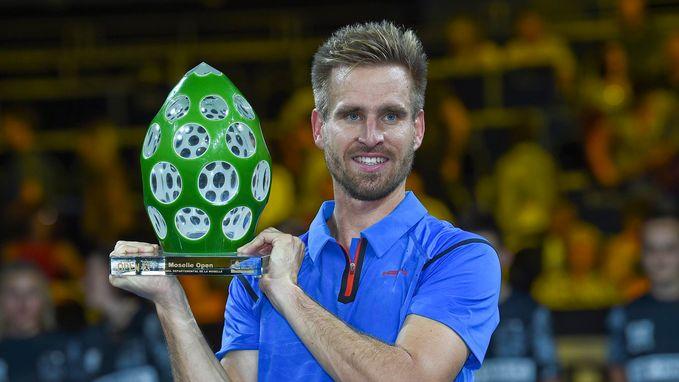 Qualifier Gojowczyk verrast Paire in finale in Metz
