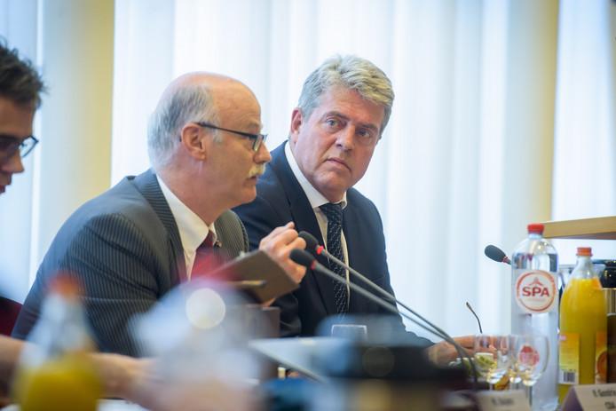 De Bestse burgemeester Anton van Aert.