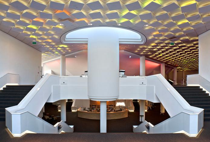 Het Muziekgebouw in Eindhoven.