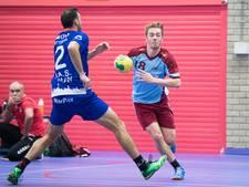 Spektakel bij handballers DFS Arnhem met 72 treffers
