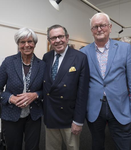 Na 70 jaar ziet Siegfried in Den Ham zijn 'Engeltje' weer
