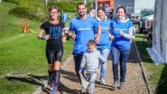 Club Brugge-fans lopen tegen kanker