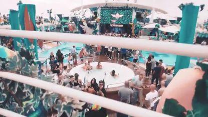 Festival op een cruiseschip? Kijk binnen op 'The Ark'