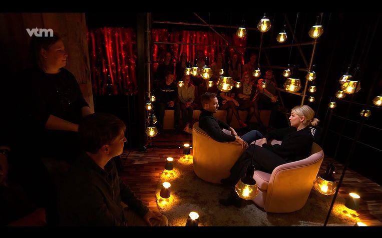 Eerste aflevering talkshow Davy Parmentier - Wat een dag - VTM