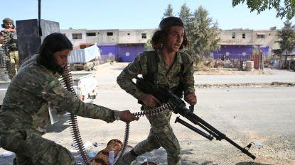 Koerden heroveren belangrijke grenssteden in Syrië
