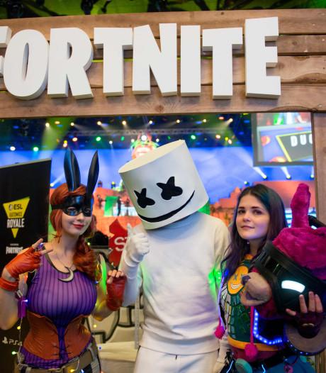 'Fortnite telt inmiddels 250 miljoen spelers, 35 procent is vrouw'