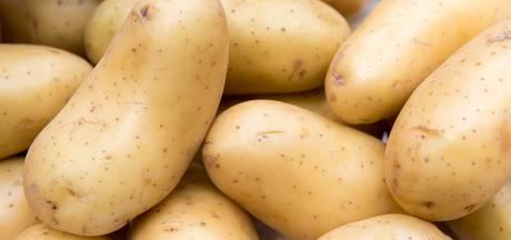 Aardappeldief op heterdaad betrapt in Voorthuizen