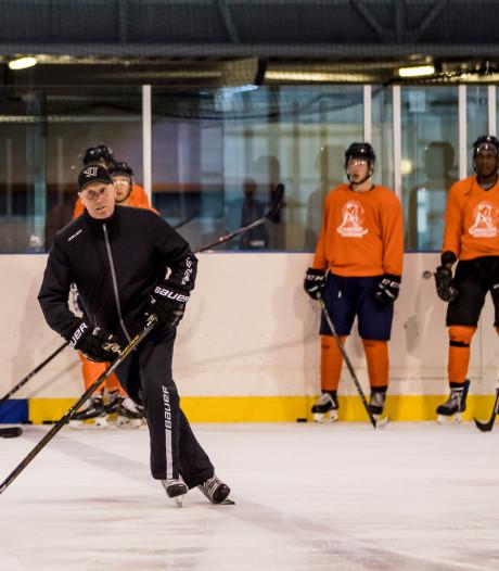 IJshockeyers Oranje direct tegen concurrent op WK in Tilburg