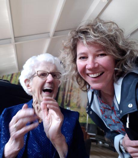 Sjaan uit Wintelre wordt 100, maar het feest moet nog even wachten