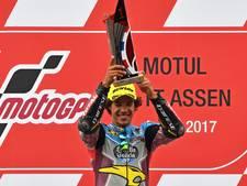 Morbidelli wint Moto2 in Assen