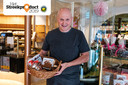 Bakker Werner Peeters van bakkerij Peeters met de Kontichse specfour.