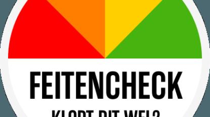 Feitencheck: het charter van Het Laatste Nieuws