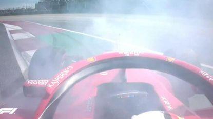 LIVE. Vettel heeft na spin werk aan de winkel om Hamilton van titel te houden, leider Räikkönen helpt
