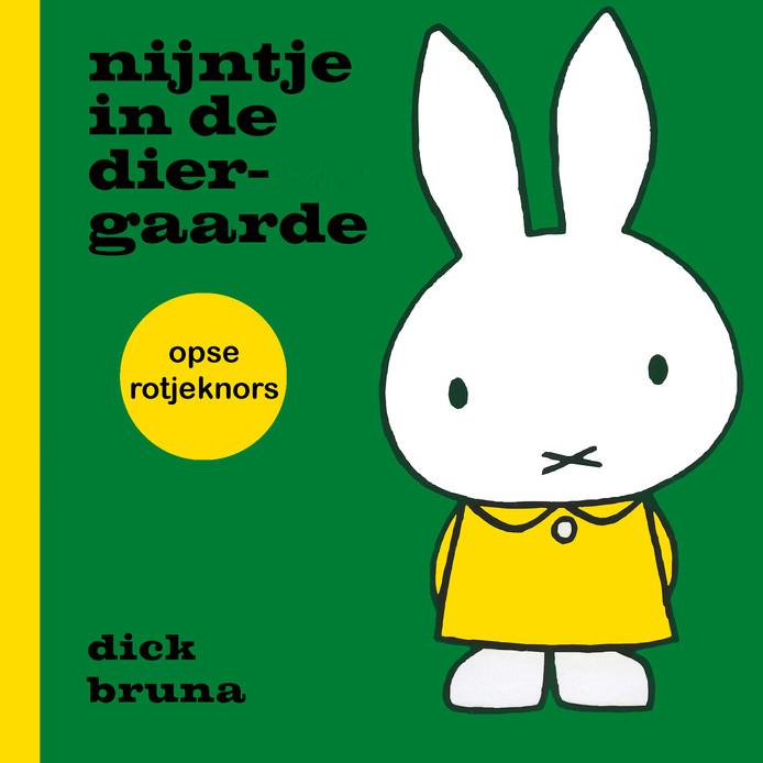 Nijntje in de diergaarde opse rotjeknors is het tweede boekje over 's werelds populairste konijn in het Rotterdams.