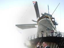 De molen van Kortgene draait weer na maanden van stilstand