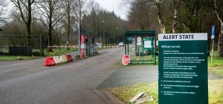 Wat moet het Korps Mariniers in de bossen bij Apeldoorn?