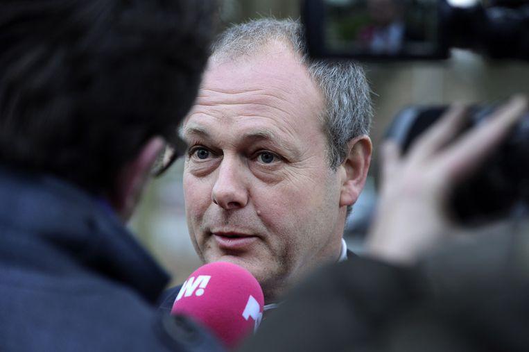 Henri Lenferink, burgemeester van Leiden. Beeld anp