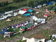 'Vanwege Lowlands ontvluchten wij noodgedwongen de camping'