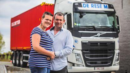 'Meest gepassioneerde trucker van België' is een dame