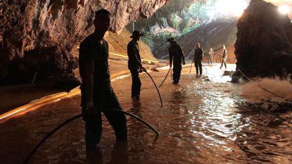 """Opnieuw regen in Thailand: """"Grot kan in enkele uren onderlopen"""""""