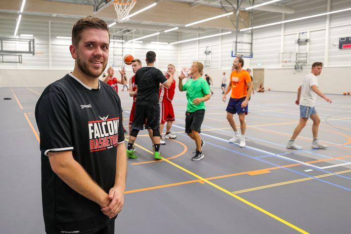 """Bestuurslid Joost Beerens: ,,We moeten de club nu bij elkaar houden en gaan bouwen en opleiden."""""""