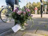Bloemen in Baarn waar Anne haar laatste selfie maakte